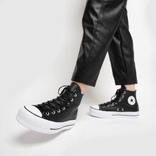 Converse Lift Hi Leather 1