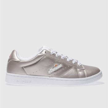 Ellesse Pink Anzia Womens Trainers