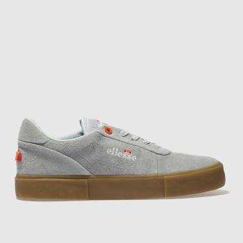 Ellesse Pale Blue Alto Suede Womens Trainers
