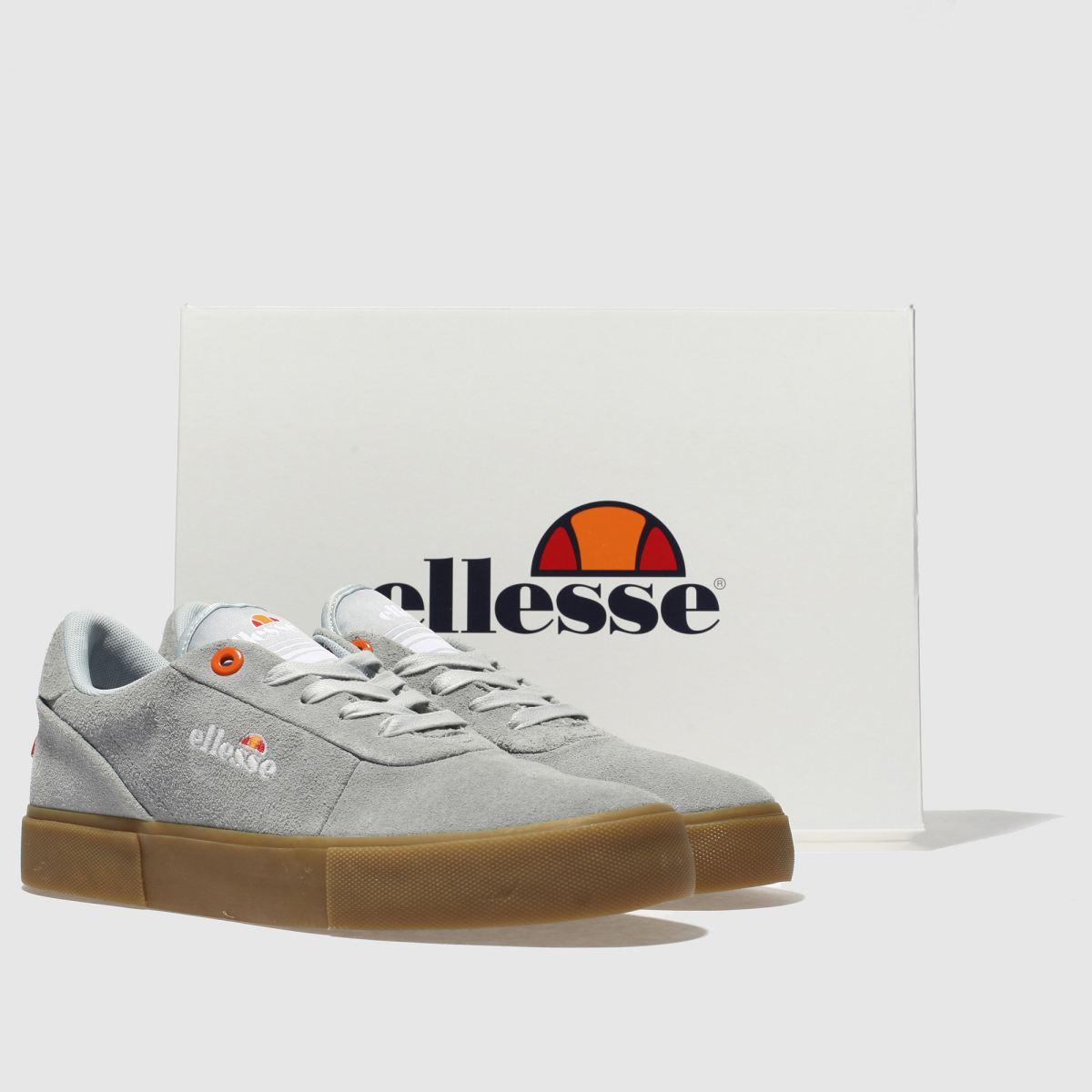 Damen Hellblau ellesse Alto Suede Sneaker | Schuhe schuh Gute Qualität beliebte Schuhe | e1e4bc