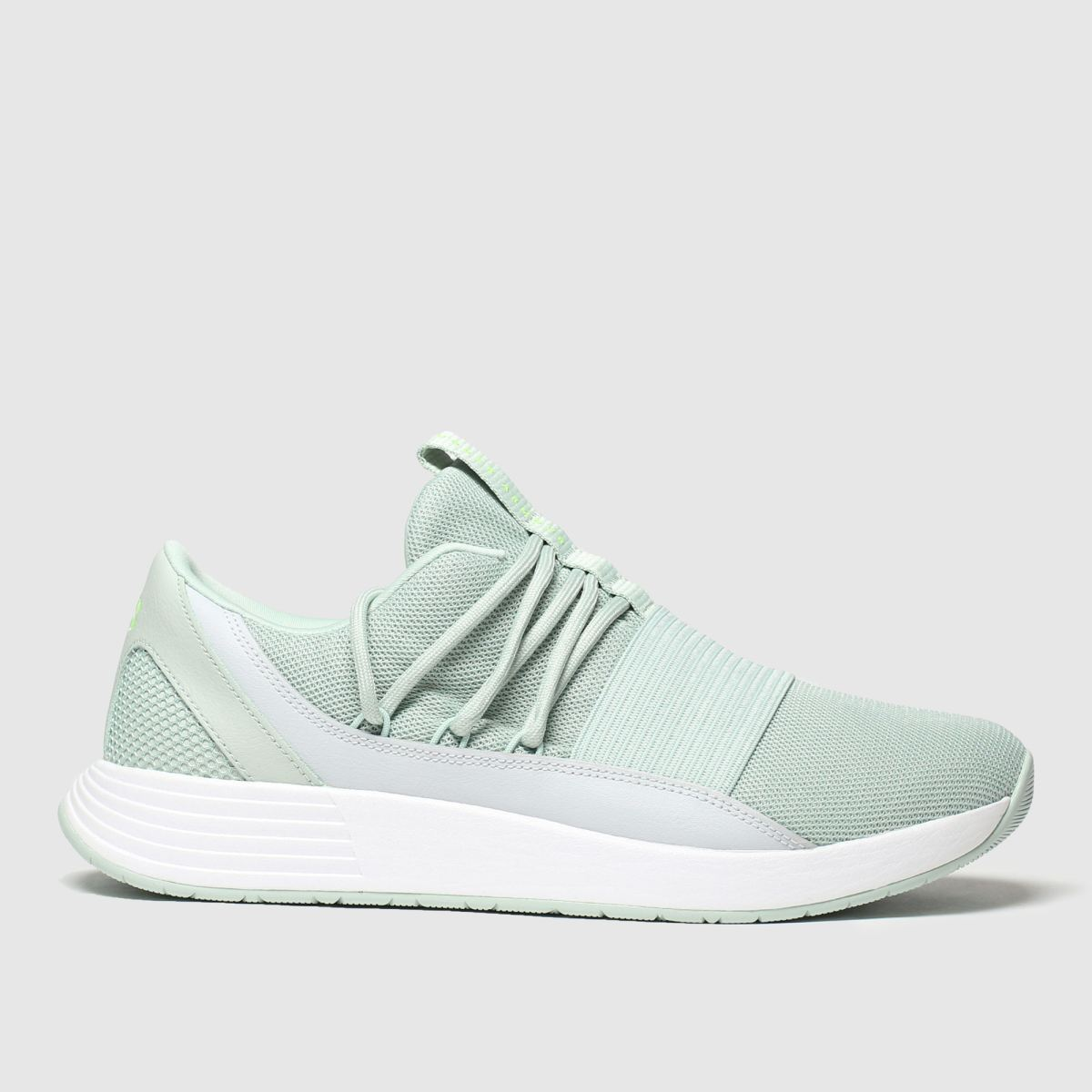 Under Armour Light Green Breathe Lace Glit Trainers