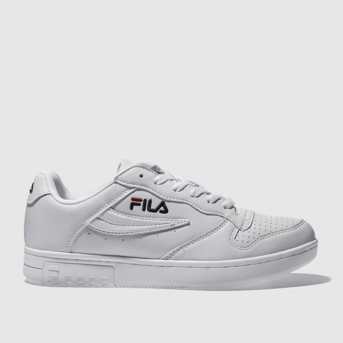 81d79179ebb9 Fila White Fx100 Low Trainers - £39.99 - Bullring   Grand Central