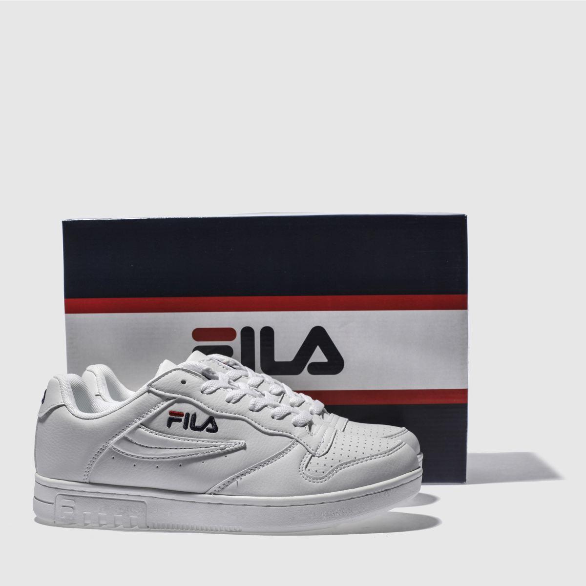 Damen Weiß Gute fila Fx100 Low Sneaker   schuh Gute Weiß Qualität beliebte Schuhe 094b03