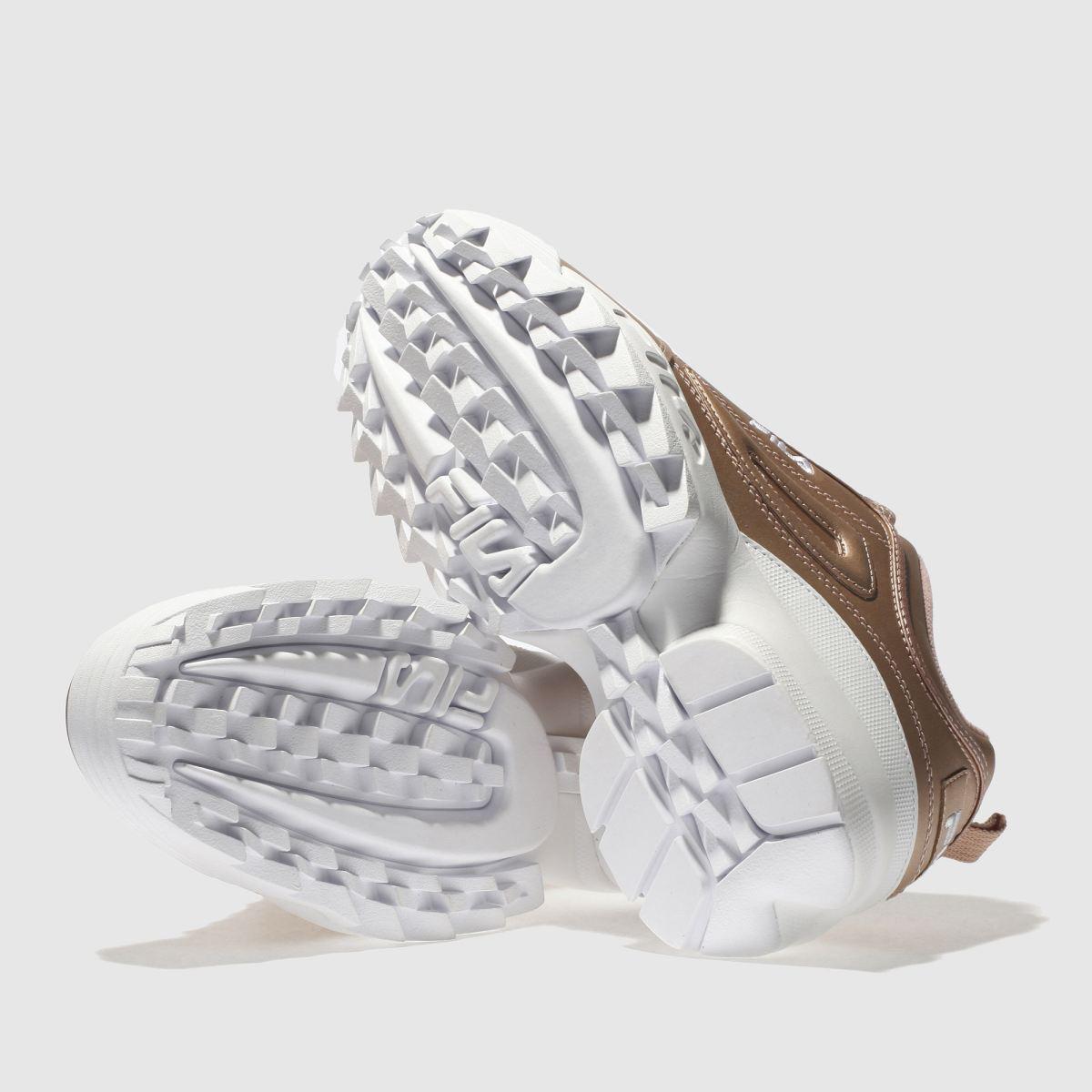 Damen Gold | fila Disruptor Ii Sneaker | Gold schuh Gute Qualität beliebte Schuhe 69e3c3