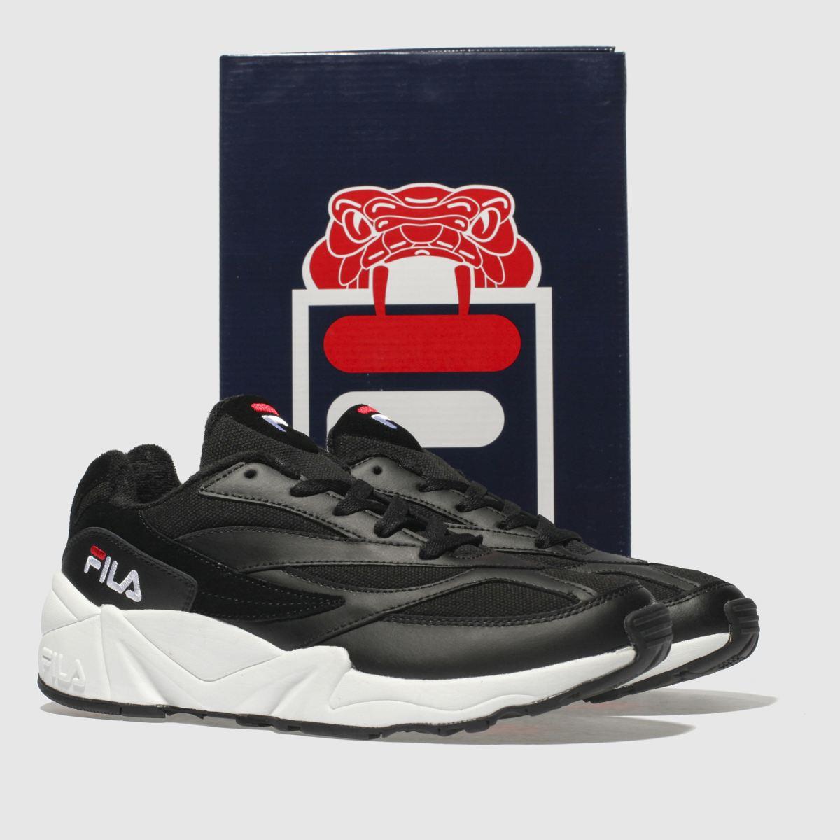 Damen Schwarz-weiß | fila Venom Low Sneaker | Schwarz-weiß schuh Gute Qualität beliebte Schuhe 2126cb