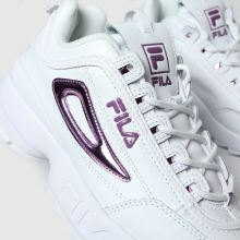 Fila Disruptor Ii Metallic Accent 1
