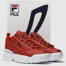 Fila disruptor ii leather 1