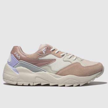 Fila Pink Vault Cmr Jogger Cb Low Womens Trainers