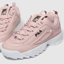 Fila disruptor 3d embroider 1