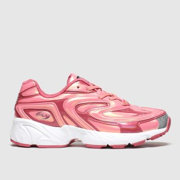 Fila Pink Creator Liquid Luster c2namevalue::Womens Trainers
