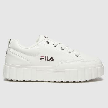 Fila Natural Sandblast Low Womens Trainers
