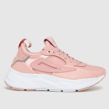 Fila Pink Amore Womens Trainers