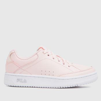 Fila Pale Pink Classic Og Womens Trainers