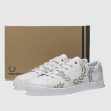 Fred Perry lottie printed leather 1