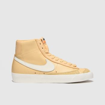 Nike Peach Blazer Mid 77 Womens Trainers