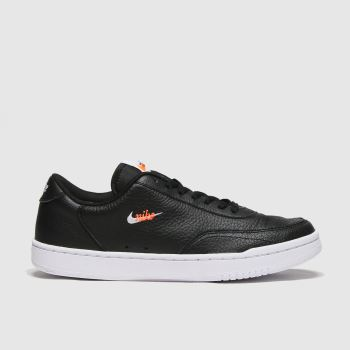 Nike Black Court Vintage Premium Womens Trainers
