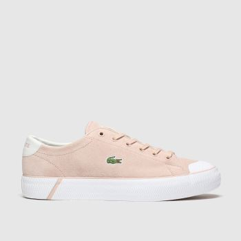 Lacoste Pink Gripshot c2namevalue::Womens Trainers