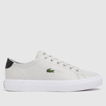 Lacoste Light Grey Gripshot Womens Trainers