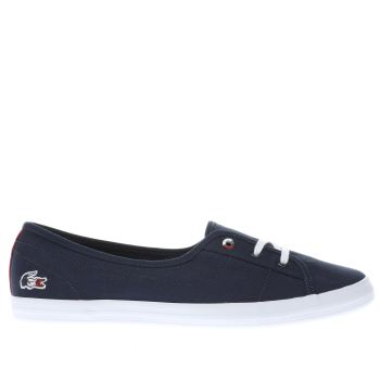 Lacoste Navy Ziane Chunky Womens Trainers