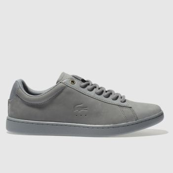 Lacoste Pale Blue Carnaby Evo Womens Trainers
