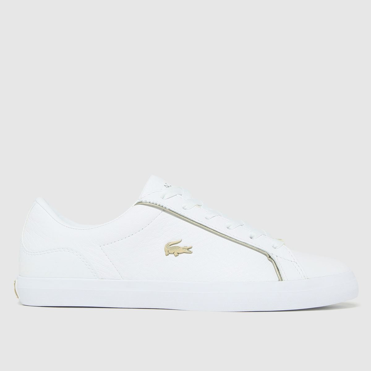 Lacoste White Lerond Trainers