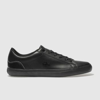 Lacoste Black Lerond Womens Trainers