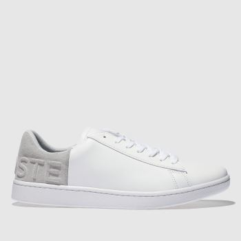 Lacoste White CARNABY EVO 318 Trainers