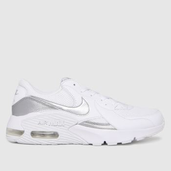 Nike White Air Max Excee Womens Trainers