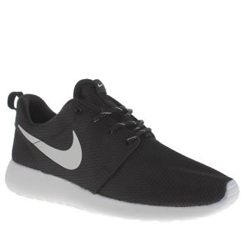 Womens Roshe Noir Formateurs Nike
