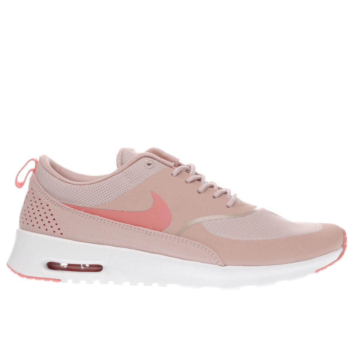 Nike Air Max Thea Womens Pink  a4159ce2d7