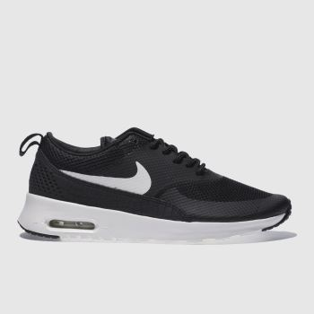 Nike Black Air Max Thea Womens Trainers
