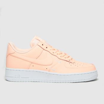 Nike Pink Air Force 1 Essential Womens Trainers