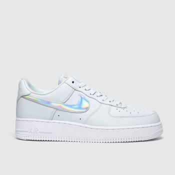 Nike Hellblau Air Force 1 Essential Damen Sneaker