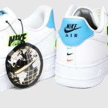 Nike Air Force 1 07 Worldwide 1