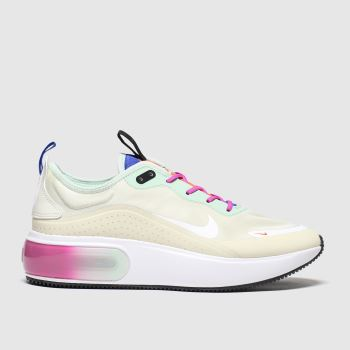 Nike Multi Air Max Dia c2namevalue::Womens Trainers