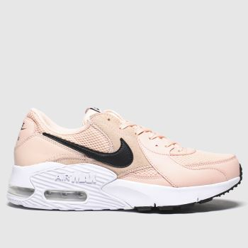 Nike Pale Pink Air Max Excee Womens Trainers#