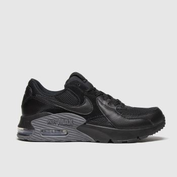 Nike Black Air Max Excee Trainers