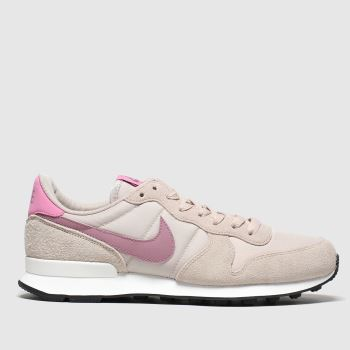 Nike Pale Pink Internationalist c2namevalue::Womens Trainers#promobundlepennant::£5 OFF BAGS