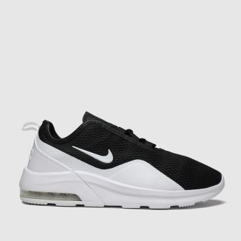 Nike White & Black Air Max Motion 2 c2namevalue::Womens Trainers