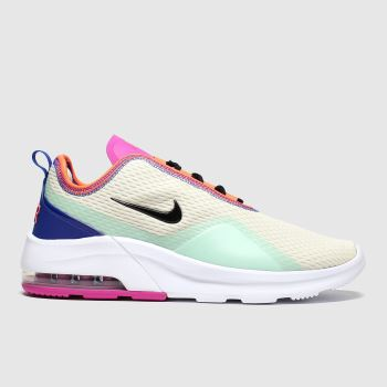 Nike Multi Air Max Motion 2 Womens Trainers#