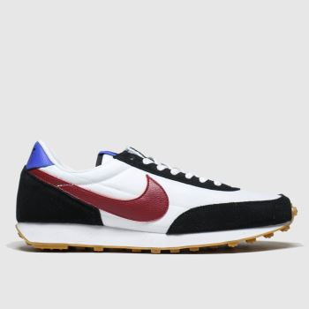Nike White & Red Daybreak c2namevalue::Womens Trainers