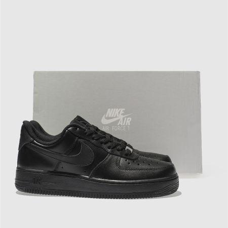 Nike Air Force Black Women