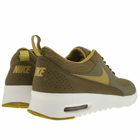 buy best wholesale dealer how to buy nike khaki air max thea textile trainers