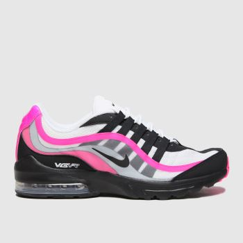 Nike Black & pink Air Max Vg-r Womens Trainers