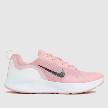 Nike Pale Pink Wearallday Womens Trainers