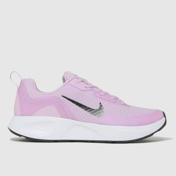Nike Pink Wearallday Womens Trainers