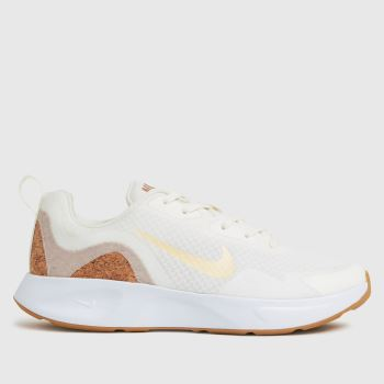Nike Beige Wearallday Womens Trainers