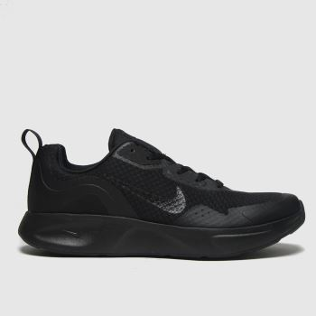 Nike Black Wearallday Womens Trainers