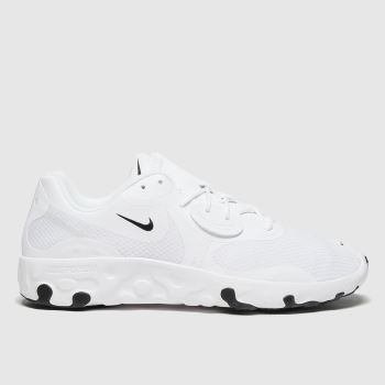 Nike White Renew Lucent 2 Womens Trainers#
