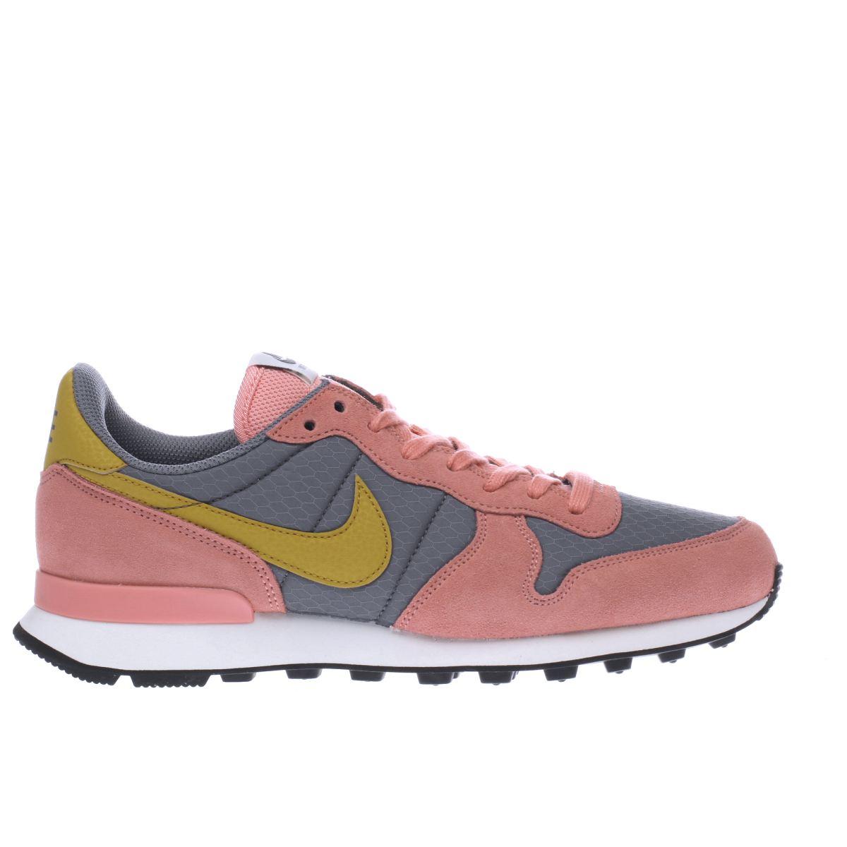 Nike Internationalist Sneaker für Damen 447560 Grau NKZi408R